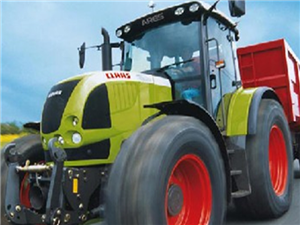 Decorative Coatings of Farming machinery